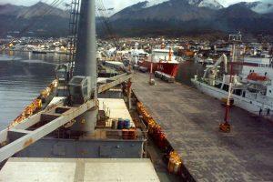 Aporte de $200 millones del Gobierno nacional para la ampliación del puerto de Ushuaia $700M