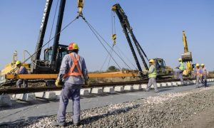 Circunvalación Ferroviaria de la Ciudad d Santa Fe U$S 100M