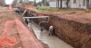 Desagües pluviales colector oeste SAN ISIDRO DE LULES $228M