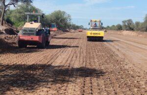 Obras Básicas y Pavimento  Ruta 9 Bis Chaco $2.827M