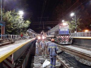 U$S130 millones para obras en el Tren Roca