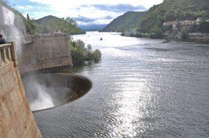 Saneamiento Cloaca Sur Dique San Roque, $784 millones